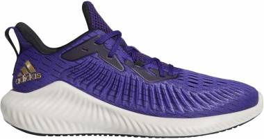 Adidas Alphabounce+ - Purple (EF1226)