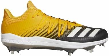 Adizero Afterburner 6 - Collegiate Gold/Ftwr White/Core Black (G27667)