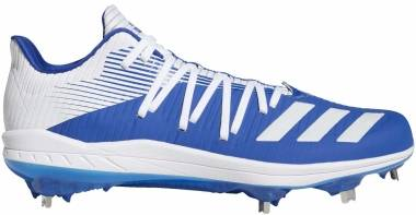 Adizero Afterburner 6 - Collegiate Royal / Cloud White / Silver Metallic (G27661)