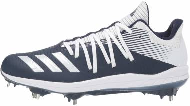 Adizero Afterburner 6  - Collegiate Royal/Ftwr White/Silver Met.