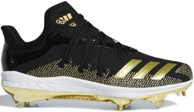 Adidas Afterburner 6 - Core Black/Gold Metallic/Cloud White (G27657)