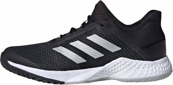 Adidas Adizero Club - Black Silver Grey (FU8091)
