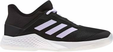Adidas Adizero Club - Core Black Purple Tint Ftwr White (EF2775)