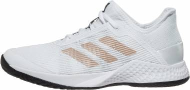 Adidas Adizero Club - White/Copper/Black (FU8150)