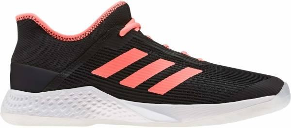 Adidas Adizero Club - Core Black Signal Coral Ftwr White
