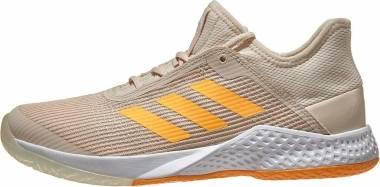 Adidas Adizero Club - beige/orange clair/blanc