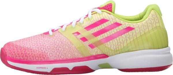 Adidas Adizero Ubersonic - Shock Pink White Semi Solar Slime