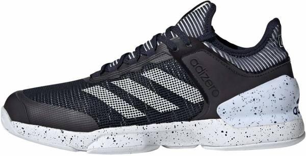 Adidas Adizero Ubersonic 2.0 - Ink/White/Ink