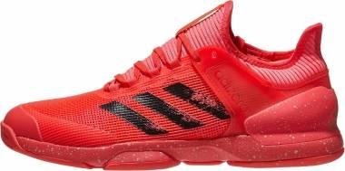 Adidas Adizero Ubersonic 2.0 - Signal Pink Core Black Copper Met (FX1806)
