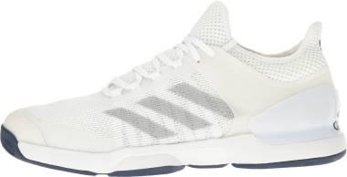Adidas Adizero Ubersonic 2.0 - Weiß