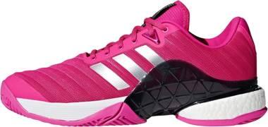 Adidas Barricade 2018 Boost - Pink Rosa 000 (AH2093)