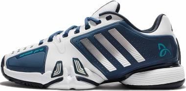 Adidas Barricade Novak Pro - Blue/Wht