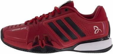 Adidas Barricade Novak Pro - Red (AP9877)