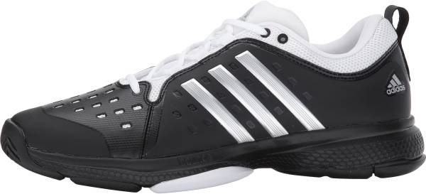 Adidas Barricade Classic Bounce  - Core Black/Metallic Silver/White