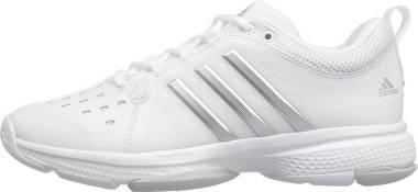 Adidas Barricade Classic Bounce  - White