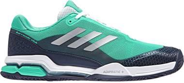 Adidas Barricade Club - Green Vealre Plamat Maruni 000 (CM7787)