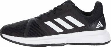 Adidas CourtJam Bounce - Negbás Ftw Bla Negbás (FU8103)