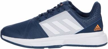 Adidas CourtJam Bounce - Crew Navy/White/Halo Blue (FX4103)