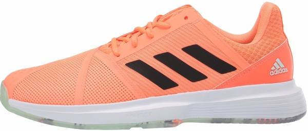 Adidas CourtJam Bounce - Coral (EF2478)