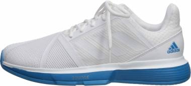 Adidas CourtJam Bounce - White (CG6329)