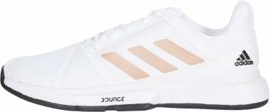 Adidas CourtJam Bounce - White (FU8147)