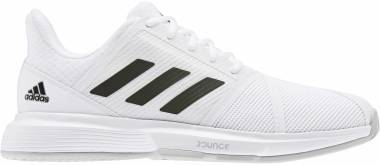 Adidas CourtJam Bounce - White