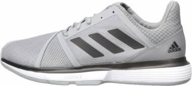 Adidas CourtJam Bounce - Grey/Black/White