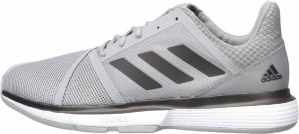 Adidas CourtJam Bounce - Grey/Black/White