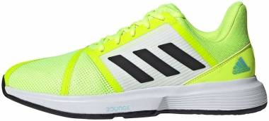 Adidas CourtJam Bounce - Green (FX4102)