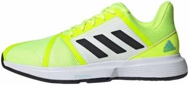Adidas CourtJam Bounce - Green (FX4102)