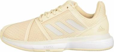 Adidas CourtJam Bounce - Beige Gris Blanc (G26834)