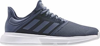Adidas GameCourt - Bleu Nuit Bleu Nuit Gris Clair (EE3817)