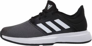 Adidas GameCourt - Core Black Ftwr White Grey Six (EG2017)