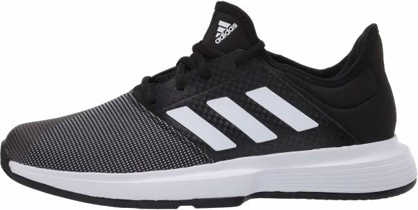 Adidas GameCourt - Core Black Ftwr White Grey Six (EG2017)