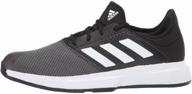 Adidas GameCourt - Core Black Ftwr White Grey Six (EG2009)
