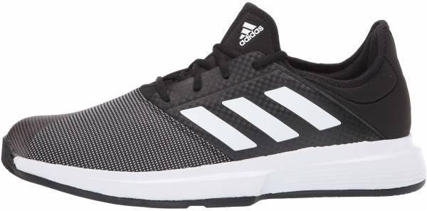Adidas GameCourt - Core Black Ftwr White Grey Six