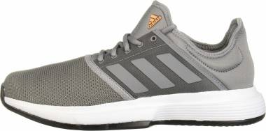 Adidas GameCourt - Grey/Grey/Black (EE3816)