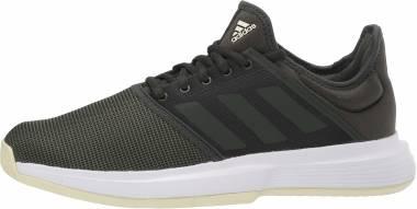 Adidas GameCourt - Noir Noir Beige