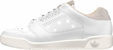 Adidas Slamcourt - Blanc Blanc Vert (EF2097)