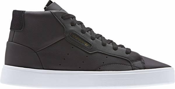 Adidas Sleek Mid - Core Black / Core Black / Crystal White