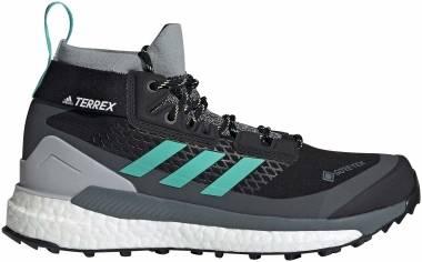 Adidas Terrex Free Hiker GTX - Cblack Acimin Hireye (FX4667)