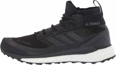 Adidas Terrex Free Hiker GTX - Core Black/Grey Three F17/Active Orange