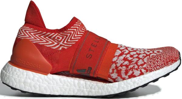 Adidas Ultraboost X 3D - Core White / Bold Orange / Radiant Orang