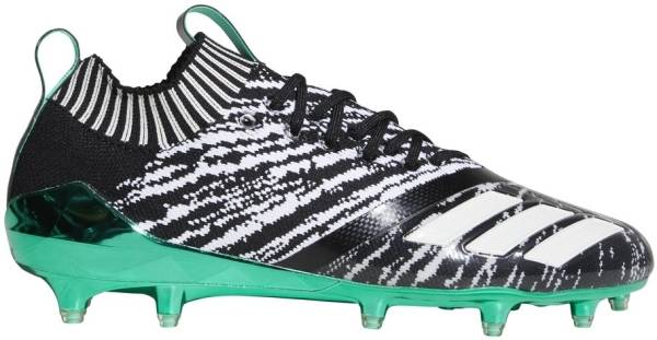 Adidas Adizero 5-Star 7.0 X Primeknit - Core Black-white-hi Res Green