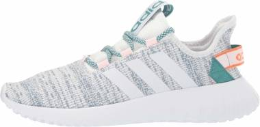 Adidas Kaptir X - Ash Grey/White/Active Green