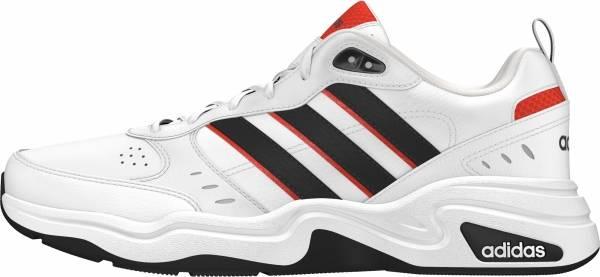 Adidas Strutter - Footwear White / Core Black / Active Red (EG2655)