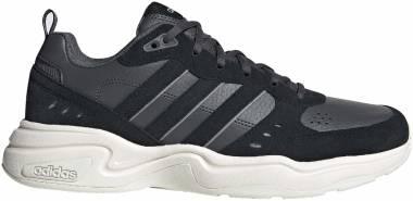 Adidas Strutter - Gray Six Core Black Cloud White (EG8005)