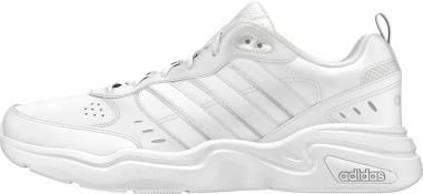 Adidas Strutter - Footwear White / Footwear White / Metal Silver (EG6214)