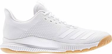 Adidas CrazyFlight Bounce 3 - blanc/blanc/gomme (BD7906)