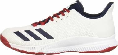 Adidas CrazyFlight Bounce 3 - White/Collegiate Navy/Power Red (EF0131)